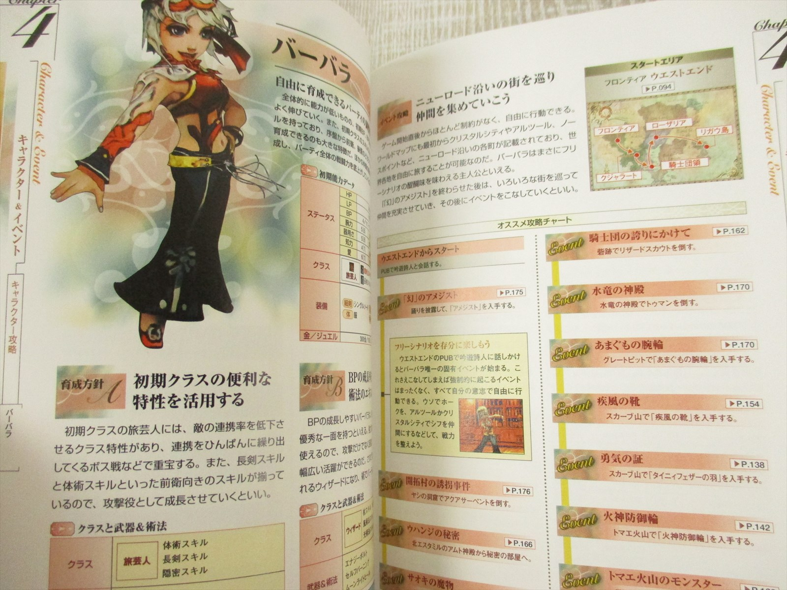Minstrel Song OFFICIAL FIRST GUIDE BOOK Collectibles JAPAN