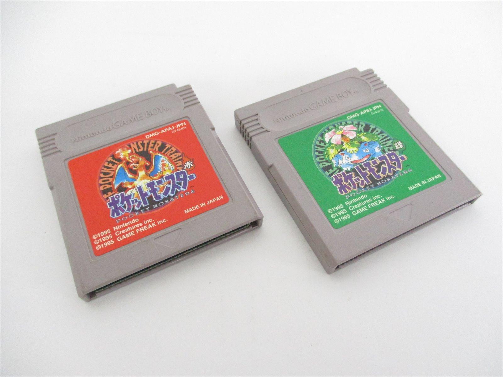 Pokemon Rot Karte.Details Zu Game Boy Mengenangebot Mit 2 Pokemon Rot Grün Set Aka Nintendo Videospiel Karte